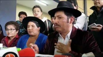 Video:  Urquizu pide disculpas y afirma que buscan destrozarlo