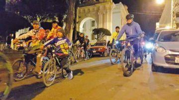 Prometen red de ciclovías para Sucre