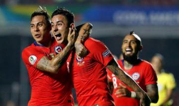 Pulgar le da el triunfo parcial a Chile sobre Japón
