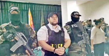 Narco visitaba el TCP como  Pedro Hoffman