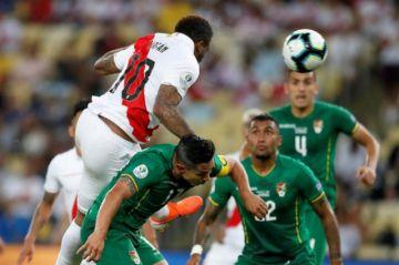 Minuto a minuto: Bolivia (1-3) Perú