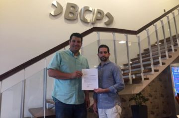 Cruceño gana premio de Bs 1 millón del BCP