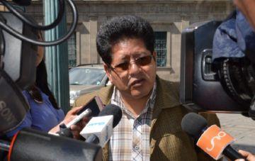 """Diputado del MAS: Declaración jurada de la hija de Lanchipa es un """"error humano"""""""