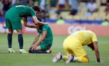 Bolivia pierde ante Perú y camina por la cornisa de la Copa América
