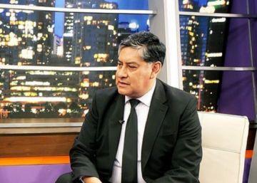 """Fiscal Lanchipa dice que su hija declaró patrimonio de Bs 4 millones por """"error"""""""
