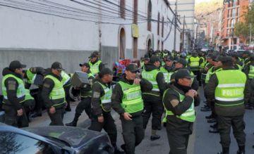 Trasladan a 36 internos del penal de San Pedro a otras cárceles