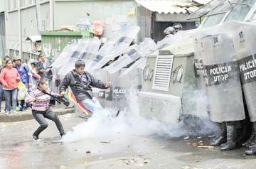 Bolivia figura entre países con libertades obstruidas