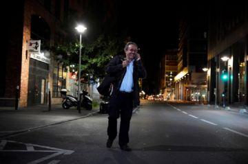 El ex jugador francés Platini fue liberado tras permanecer 15 horas detenido