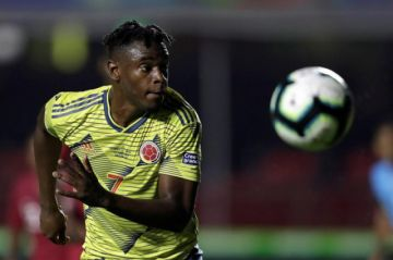 Minuto a minuto: Colombia (1-0) Qatar
