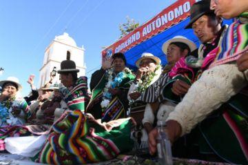 Evo: Demostramos que el movimiento indígena sabe gobernar
