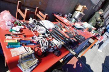 San Pedro: Reos vendían seguros de vida y celdas