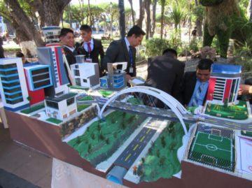 Exponen 26 propuestas de desarrollo urbanístico para Sucre
