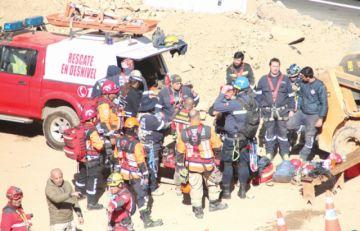 Chile: Recuperan el cuerpo de tercer minero atrapado