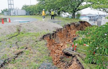 Fuerte temblor en Japón causa alarma y heridos