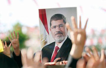 Egipto: Entierran a Mursi en medio de silencio oficial
