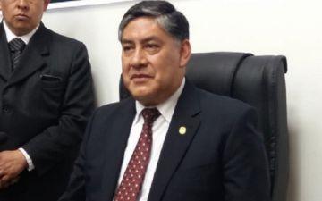 Contraloría descarta juicio contra la hija del fiscal Lanchipa