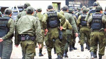 Procesaron a 105 policías vinculados a narcos en 13 años