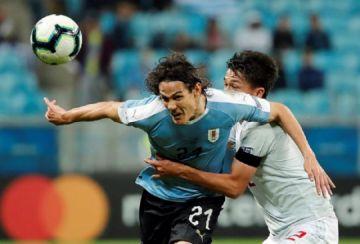 Uruguay choca contra con la resistencia de Japón