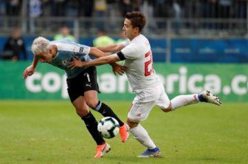 Minuto a minuto: Uruguay (2-2) Japón