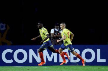 Colombia, primer clasificado a cuartos de final