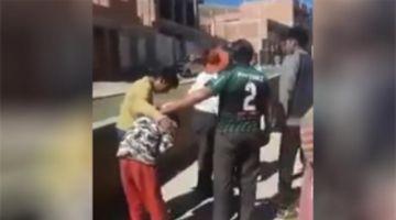 Aprehenden a mujer que intentó ahorcar a su hijo en Potosí