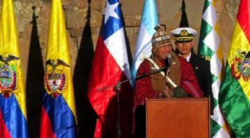 Bolivia recibe de Argentina la misión de proteger el Qhapaq Ñan
