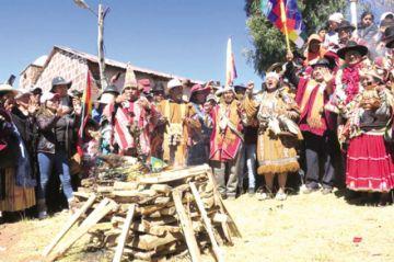 Año Nuevo Andino llega  con declaración de ONU