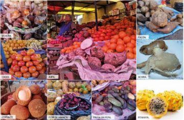 Mercados promocionan algunas frutas exóticas