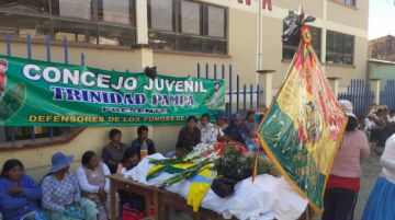 Yungas: Aún no hay aprehendidos por muerte en Trinidad Pampa