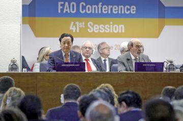 China vence a la UE en la elección para dirigir la FAO