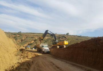 Ruta Sucre-Puente Chayanta va a estudio