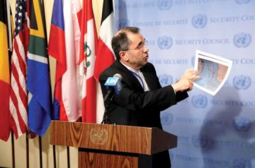 """ONU pide a EEUU e Irán """"contención""""  ante fuerte tensión"""