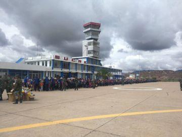 Comité Cívico rechaza ceder terrenos del ex aeropuerto a la FAB