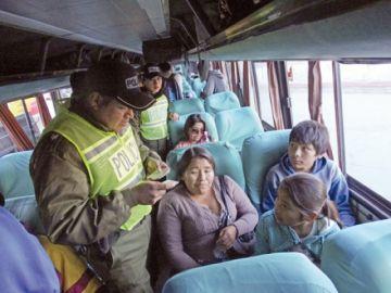 Controlarán viajes de menores de edad