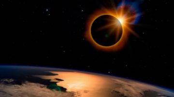 Eclipse solar,  este 2 de julio