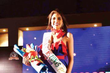 Valentina Pérez conquista título de Chica Amaszonas
