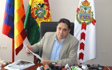 Arce dice que no defendió a nadie y reprocha actitud de Urquizu