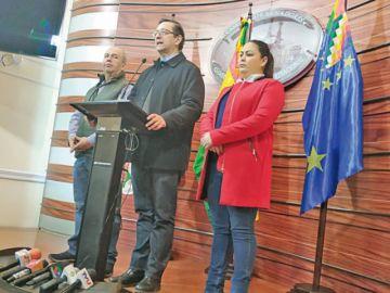 """Ortiz compromete agilizar el caso """"barcazas chinas"""""""