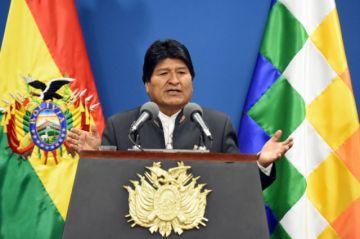 """Evo observa que OEA debata sobre Venezuela y pide abordar otros temas """"urgentes"""""""