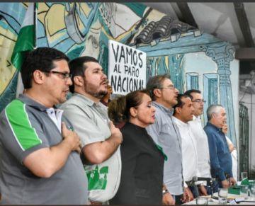 """Para el oficialismo, el paro en Santa Cruz es """"político"""""""