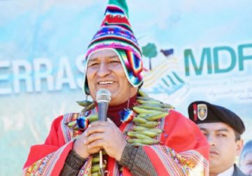 Corren cinco días para fallo sobre supuesta falta electoral cometida por Evo