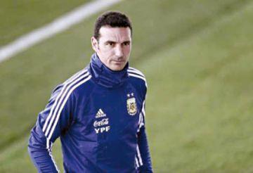 Argentina alista dos cambios