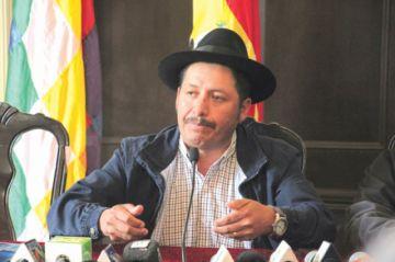 Arce censura a Urquizu; dice que lo tergiversaron