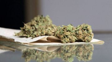 Madre de seis hijos cae  con marihuana en El Tejar