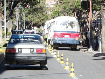 Piden mayor control en la Hernando Siles