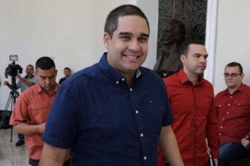 EEUU impone sanciones al hijo del presidente Maduro