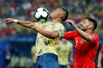 Colombia (0-0) Chile: Sigue minuto a minuto