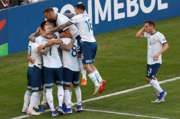 Argentina pacta el clásico sudamericano en semifinales