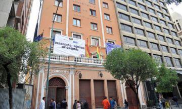 """Exjefa del Ministerio de Justicia insulta a funcionaria y llama """"pelotudos"""" a periodistas"""