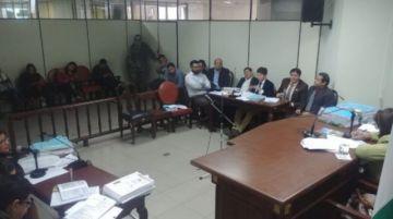 Caso Montenegro: Envían a la cárcel a exjuez Paniagua y dan arresto domiciliario para vocal